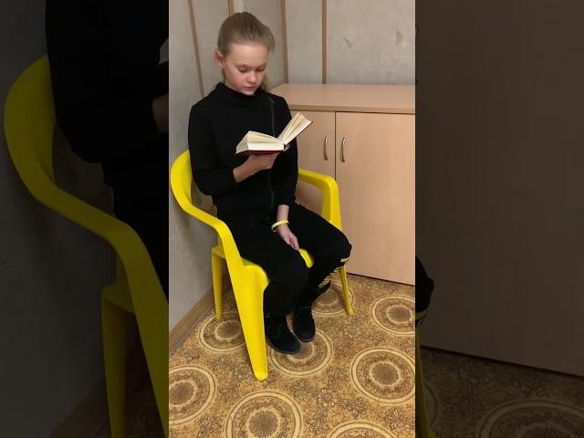 Поволжская София читает произведение «Закат» (Бунин Иван Алексеевич)