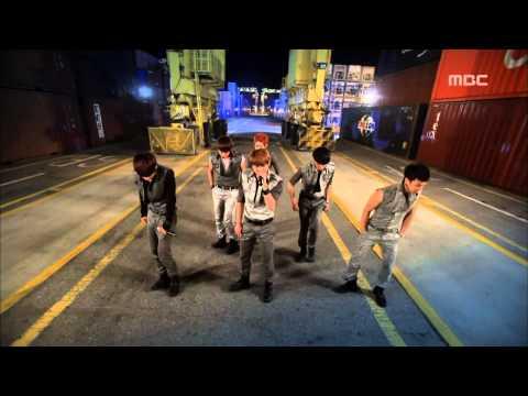 BEAST - Fiction, 비스트 - 픽션, Music Core 20110528