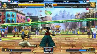 South East Asia Major 2013 - King of Fighters 2002 UM -  part5