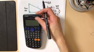 Using the Trigonometric Ratios