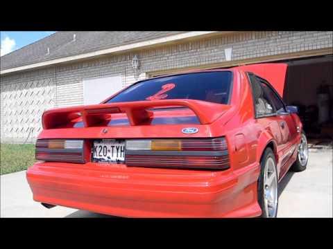 Ford Mustang 1992 Cobra Clone 351 351w Longtubes Bbk