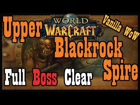 Buy Upper Blackrock Spire Run Boost WoW Classic Vanilla Carry