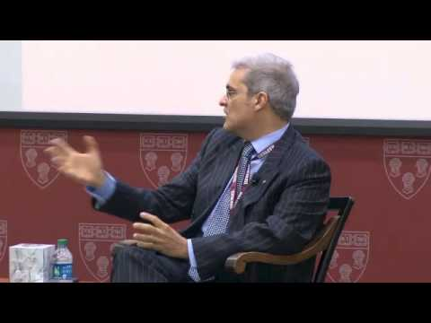 Harvard Arab Weekend 2013 | Prince Moulay Hicham Keynote | Harvard Law School - November 7, 2013