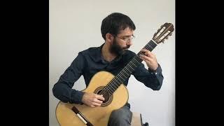 Daniele Piroddi plays Over the rainbow by Toru Takemitsu