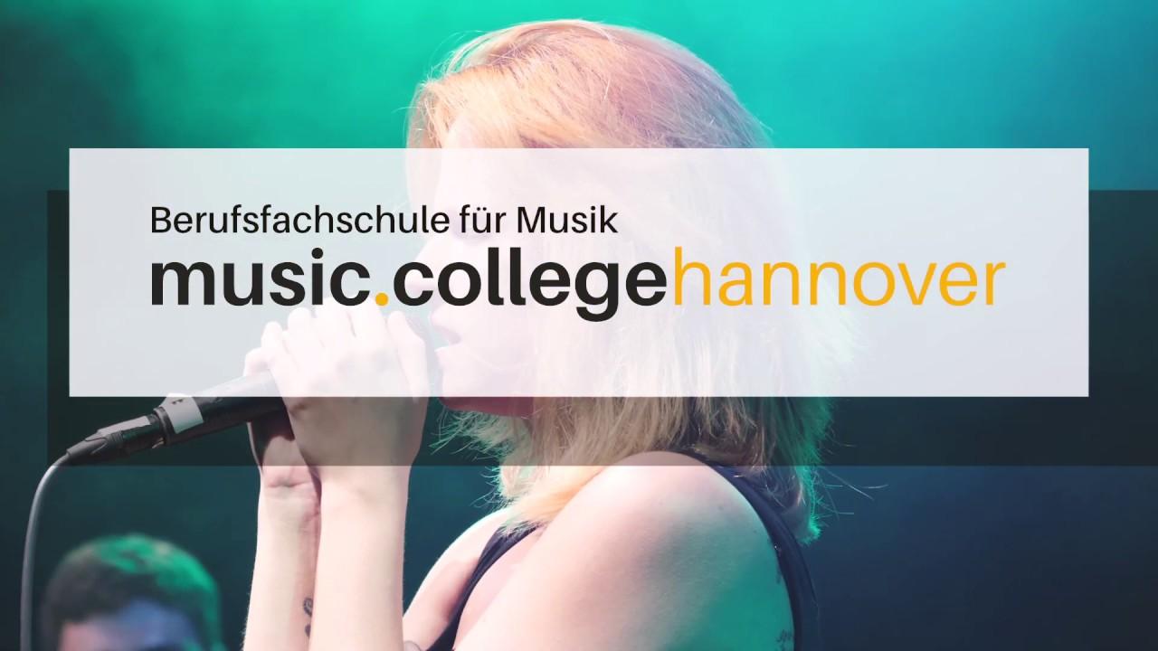 Music College Hannover - Berufsfachschule für Musik Rock / Pop / Jazz