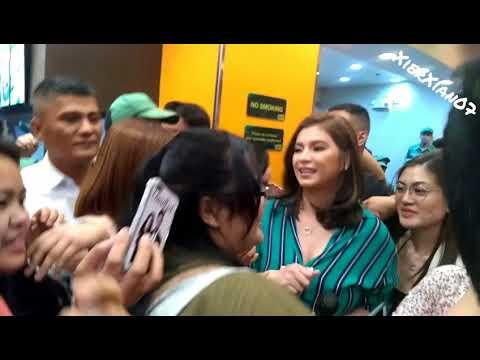 Angel Locsin Celebrates Mang Inasal National Halo Halo Day At Festival Mall Alabang!