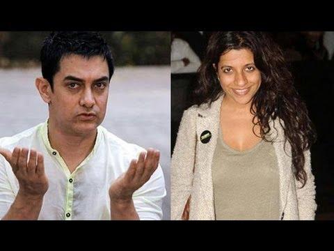 'Talaash' Is A Real Life Story Of Zoya Akhtar - Aamir Khan Reveals