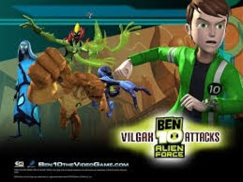 How To Download Ben 10 Vilgax Attack In Pc (hindi)