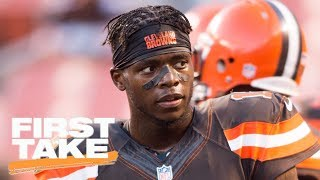 First Take reacts to NFL conditionally resinstating Josh Gordon | First Take | ESPN