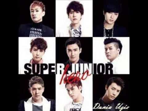 Super Junior - Wonderboy (Japanese Ver.) Audio