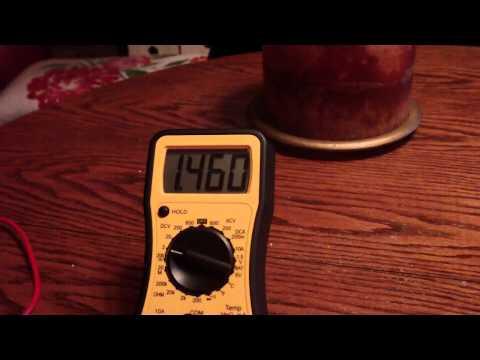 Captret amplifies voltage