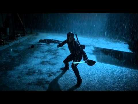 Into the Badlands Sword Fight Scene - Daniel Wu
