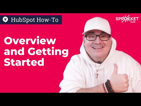Getting Started With The HubSpot Sales Hub Free CRM