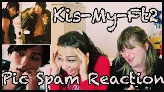 Last part of the picspam reaction we filmed last December. Thanks s...