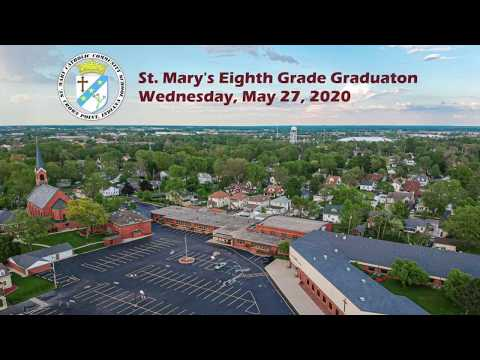 St. Mary Catholic Community School Graduation Mass 2020
