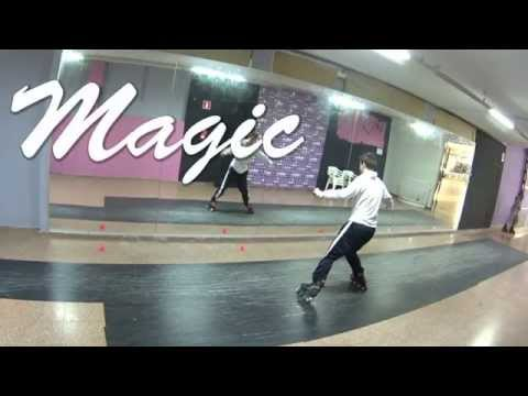 -MAGIC- Slides handbook. nvl: BÁSICO/ BASIC (8 / 2 wheels)