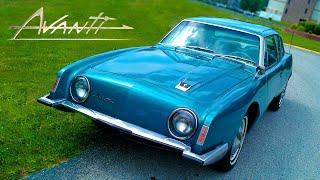 Studebaker Avanti – Удивительная История Удивительного Автомобиля (Часть Первая)