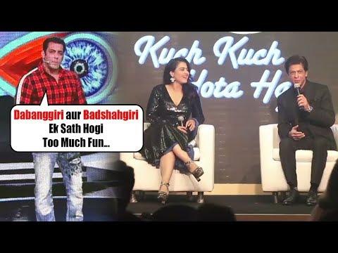 Salman Khan's BIG ANNOUNCEMENT @ Kuch Kuch Hota Hai 20 Yrs Celebration again works with SRK & Kajol