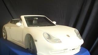 модель Porsche своими руками