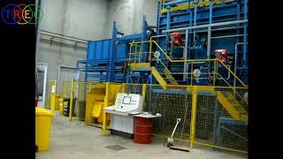 Incinerador ecológico ECO G1000