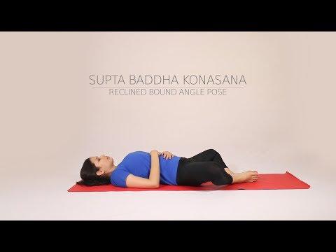 How to do Supta Baddha Konasana