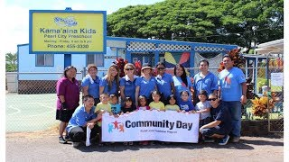 Lend Lease Community Day: Pearl City Preschool