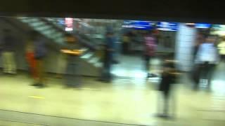 Station Saint Michel Notre Dame du RER C à Paris