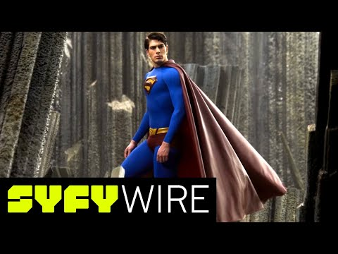 Brandon Routh On Superman's 80th Anniversary & What He Represents  SYFY WIRE