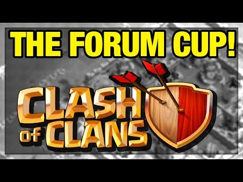 The Clash of Clans FORUM CUP! Builder Hall Tournament - VIEWER PRIZES!