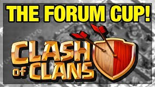 The Clash of Clans FORUM CUP! Builder Hall Tournament - VIEWER PRIZES! thumbnail
