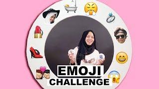 EMOJI CHALLENGE With Sohwa Halilintar