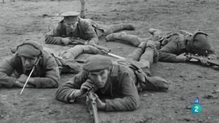 Congelado en el tiempo. Nuestra Historia: La Primera Guerra Mundial