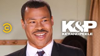 Martin Luther King Jr. vs. Malcolm X at the Theater - Key & Peele