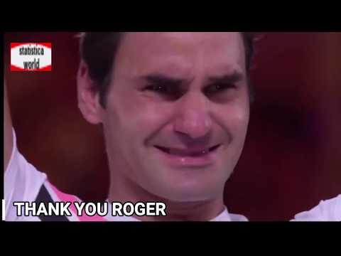 Roger Federer ● 20 Best Points of 20 Grand Slam Titles