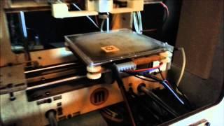 """Laser Cutting 1/32"""" Wood With Blu Ray 445nm Diy Laser Kit"""