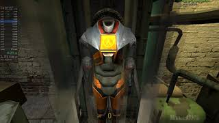 Half-Life 2 New Engine - OoB speedrun in 1:10:59