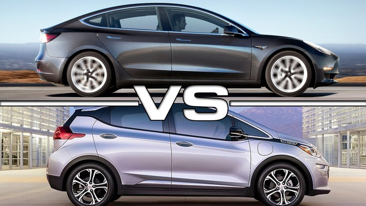 2018 chevrolet bolt ev. beautiful bolt 2018 tesla model 3 vs 2017 chevrolet bolt ev and chevrolet bolt ev i