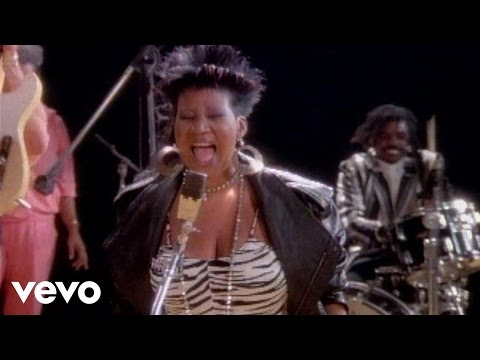 Aretha Franklin featuring Keith Richards and Whoopi Goldberg - Jumpin