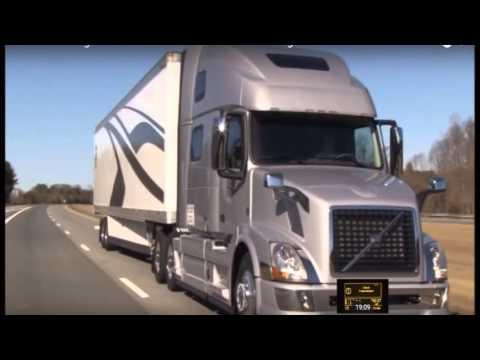 Volvo Engine Brake with I Shift Transmission