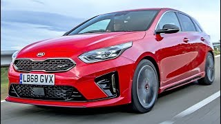 2019 Kia Ceed GT - Lower, Wider And With A Dynamic And Sportier Appearance