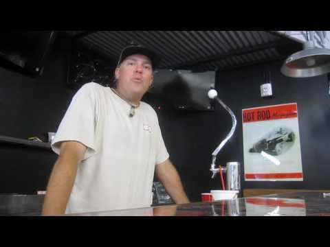 David Freiburger's First Video Blog - 7-21-10