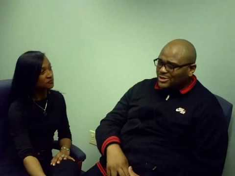 Jammin' 98.3's Andrea Williams Interviews Ruben Studdard