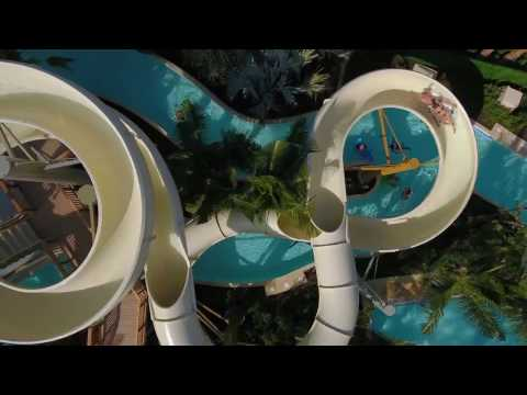 Take a ride on the new Lazy River at the Hyatt Regency Coconut Point