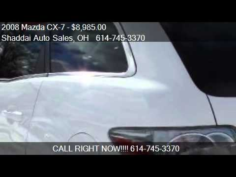 2008 Mazda CX-7 Sport 4dr SUV for sale in Whitehall, OH 4321