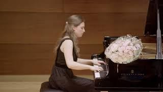 G.Enescu. Pavane from Suite №2 op.10. Daria Parkhomenko