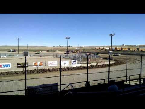 Modified car's 10/11/15 El Paso County Speedway