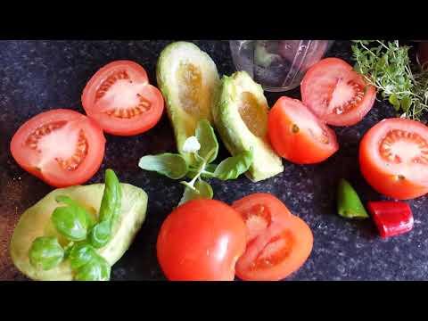 Vegetables Soup 🍲 - Eat live feel alive