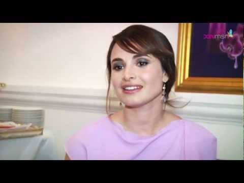 Mia Maestro the New Face of Lux Magical Spell