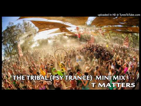 The Tribal (PSY Trance ) MINI MIX T Matters