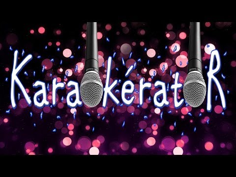 Karaokérator : Adele, Bruno Mars, Metallica